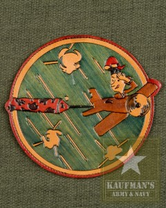 4th Tow Target - Squadron patch