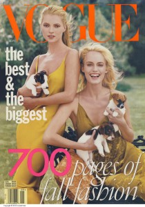 Vogue Sept 1 1996 Cover Proquest